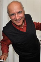 Kontakt mit Paul Lahninger in der offenen Tür