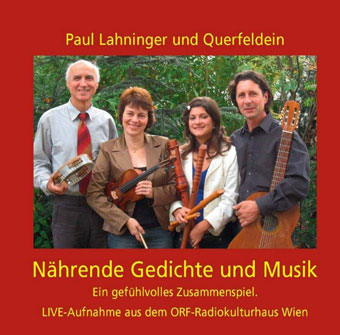 Nährende Gedichte und Musik mit Paul Lahninger und Querfeldein